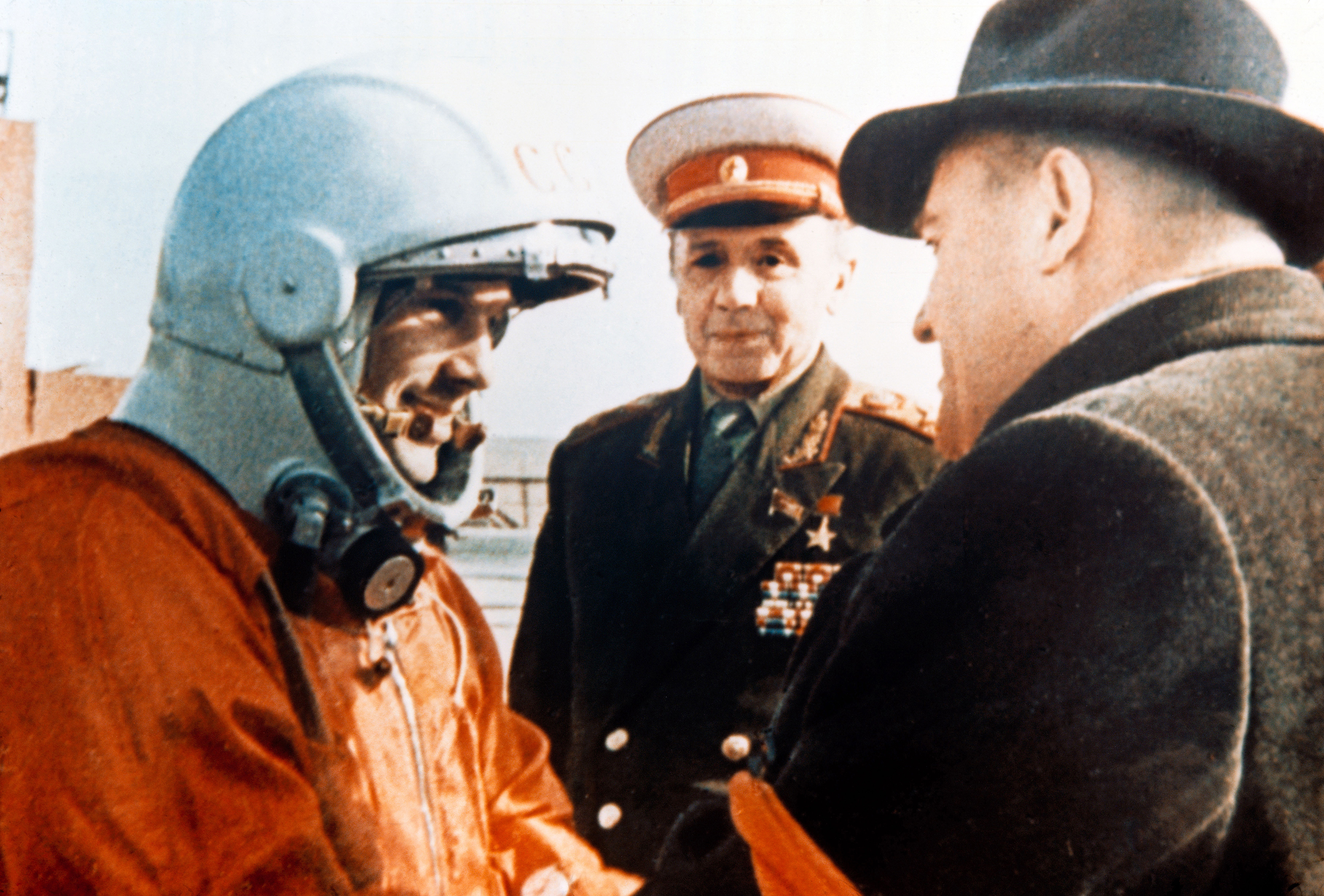 do what did yuri gagarin - photo #23