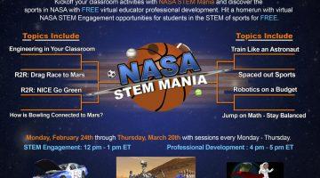 STEM Mania Flyer