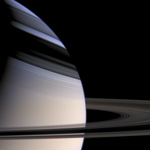 Few sights in the solar system are more strikingly beautiful than softly hued Saturn embraced by the shadows of its stately rings. Despite Cassini's revelations, Saturn remains a world of mystery.Credit: NASA/JPL/Space Science Institute