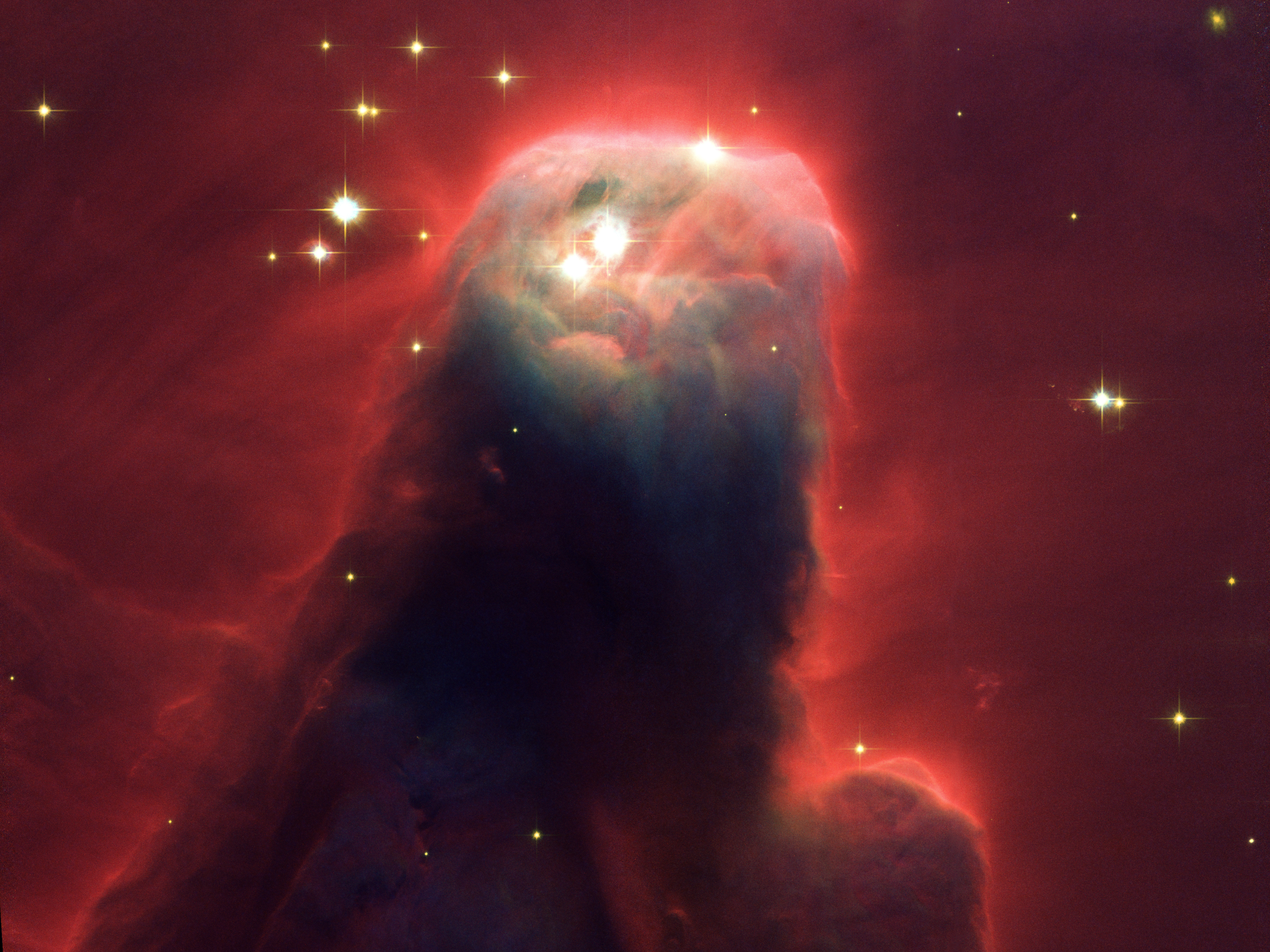 HUBBLE'S TOP 100 • #21 • Credit: NASA, Holland Ford (JHU), the ACS Science Team and ESA