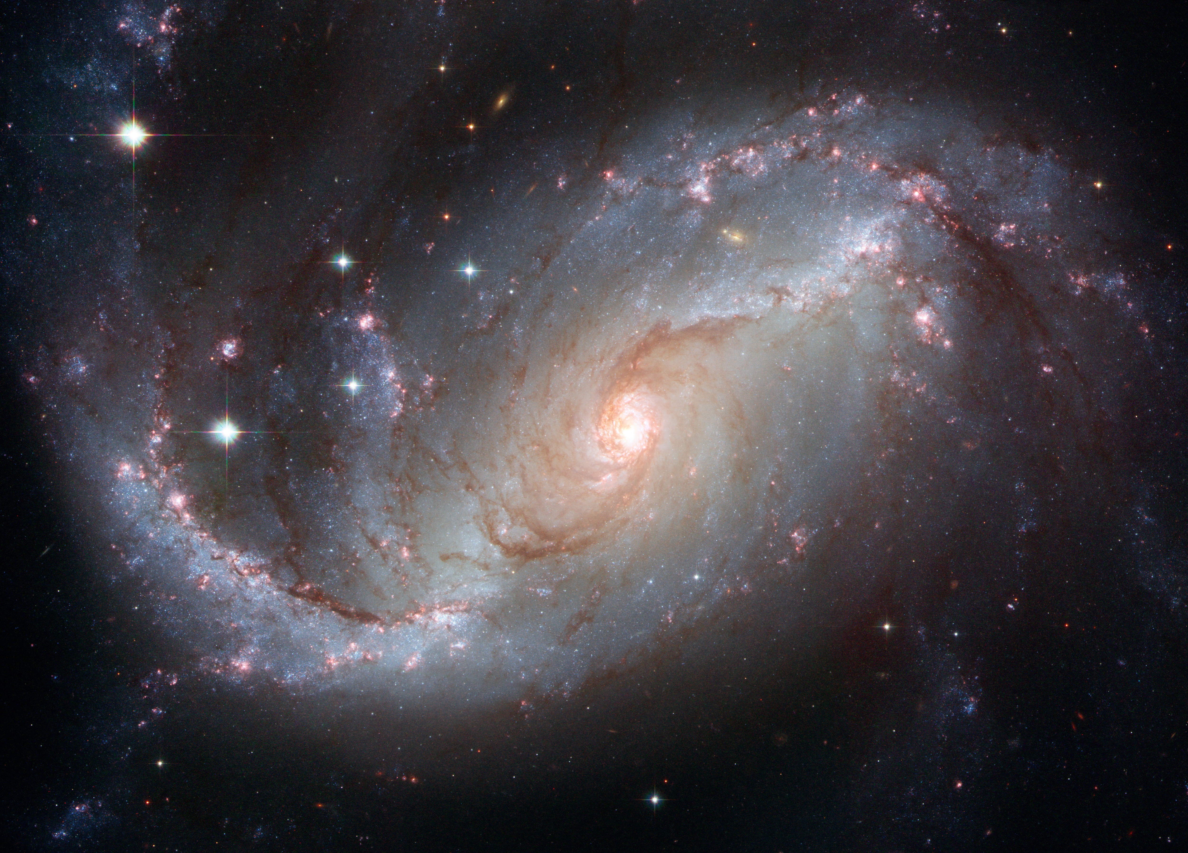 HUBBLE'S TOP 100 •#34 • Credit: NASA, ESA