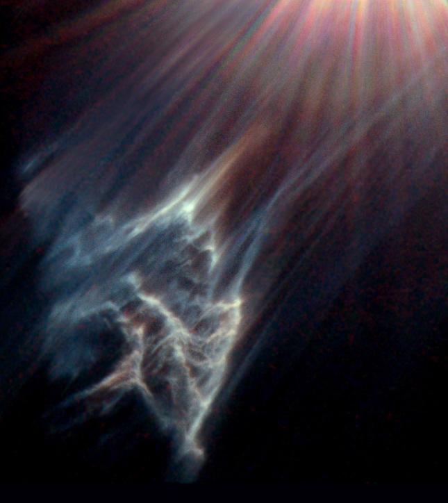 HUBBLE'S TOP 100 •#38 • Credit: NASA/ESA and The Hubble Heritage Team STScI/AURA), George Herbig and Theodore Simon (University of Hawaii)