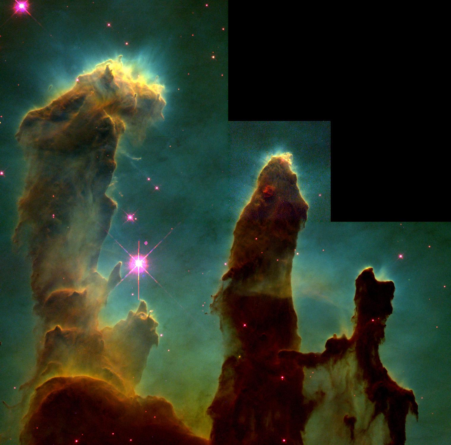HUBBLE'S TOP 100 •#82 • Credit: Jeff Hester and Paul Scowen (Arizona State University), and NASA/ESA