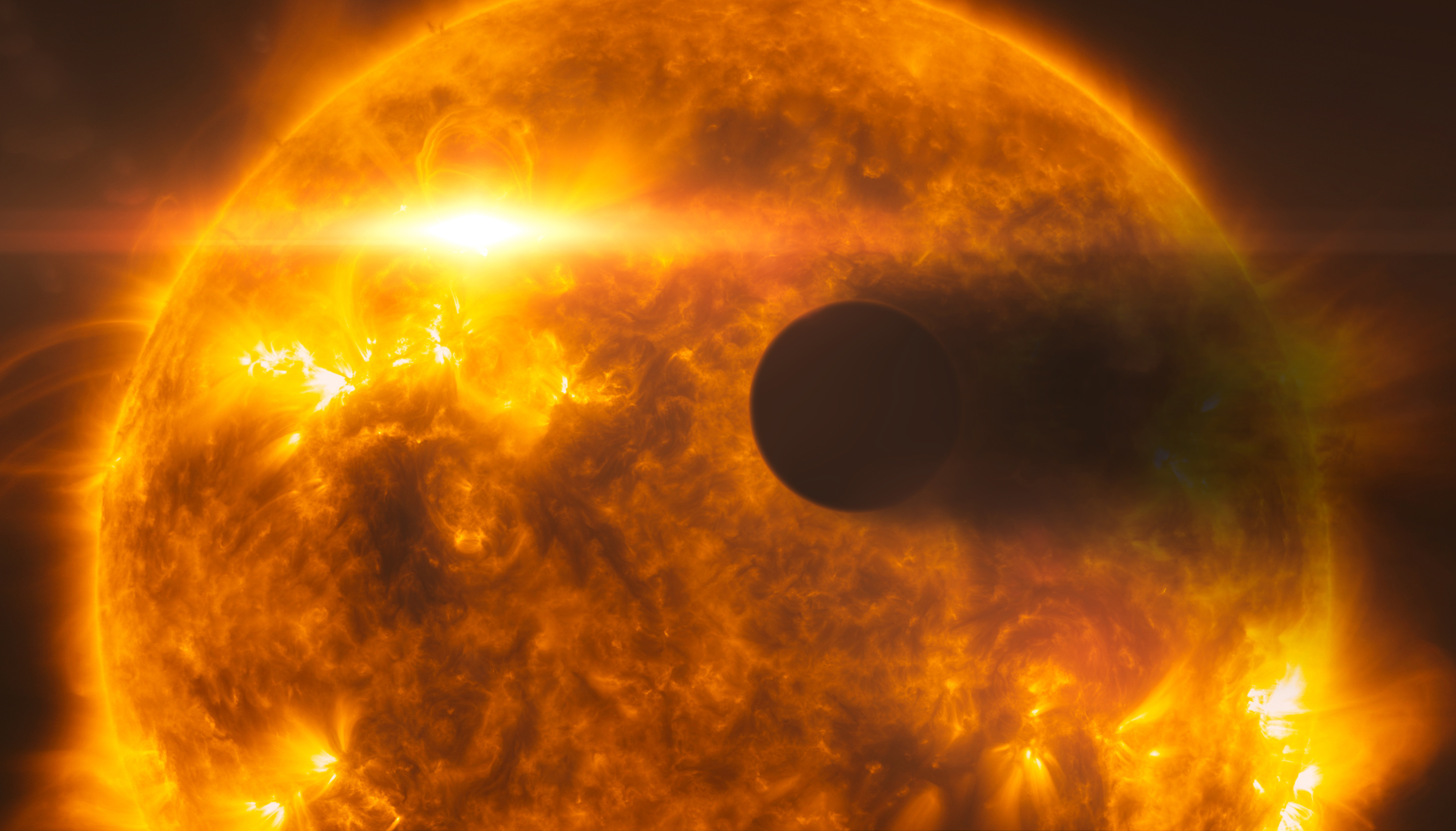 HUBBLE'S TOP 100 •87 • Credit: NASA, ESA, L. Calçada