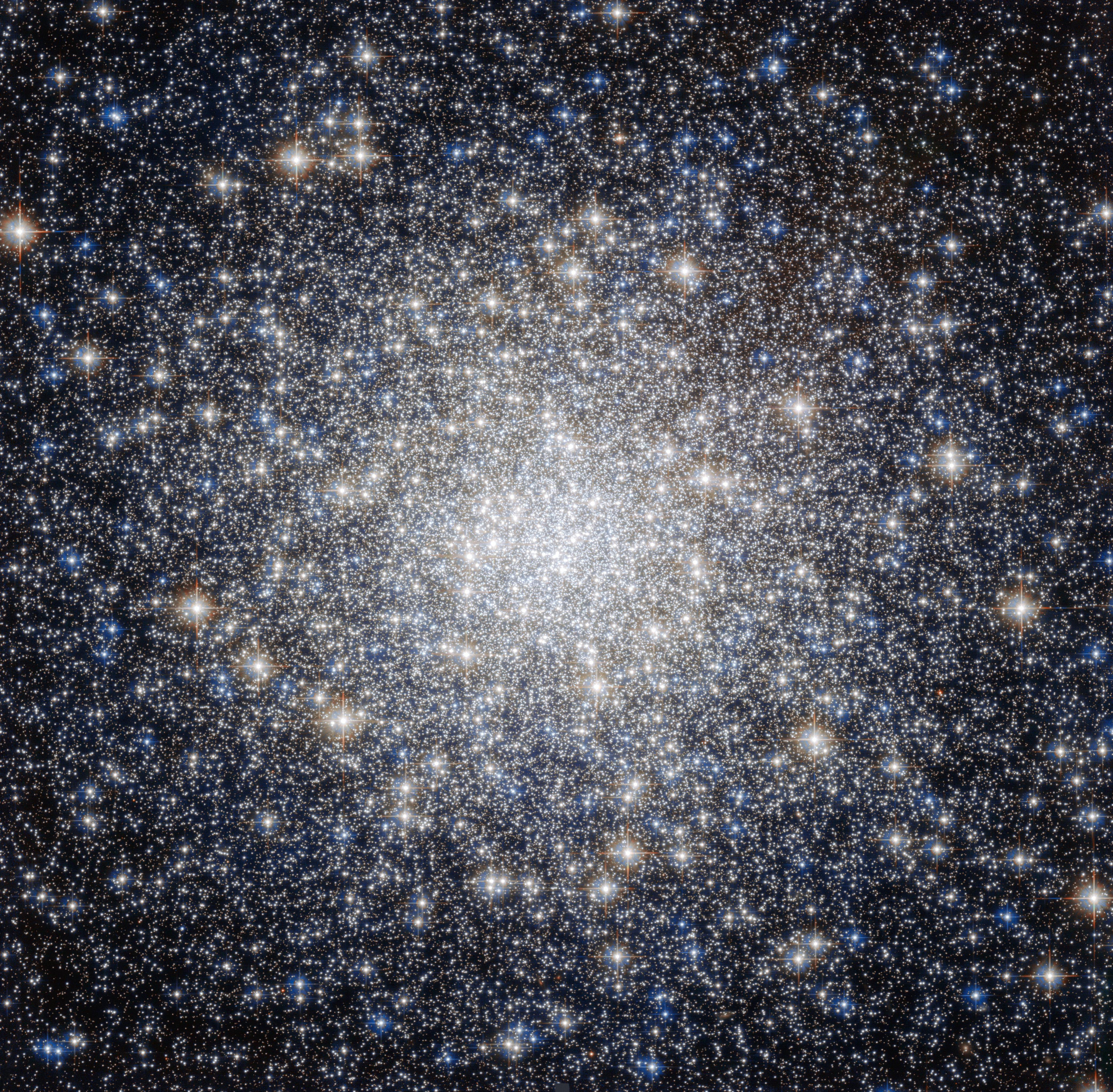 HUBBLE'S TOP 100 • #95 • Credit: ESA/Hubble & NASA