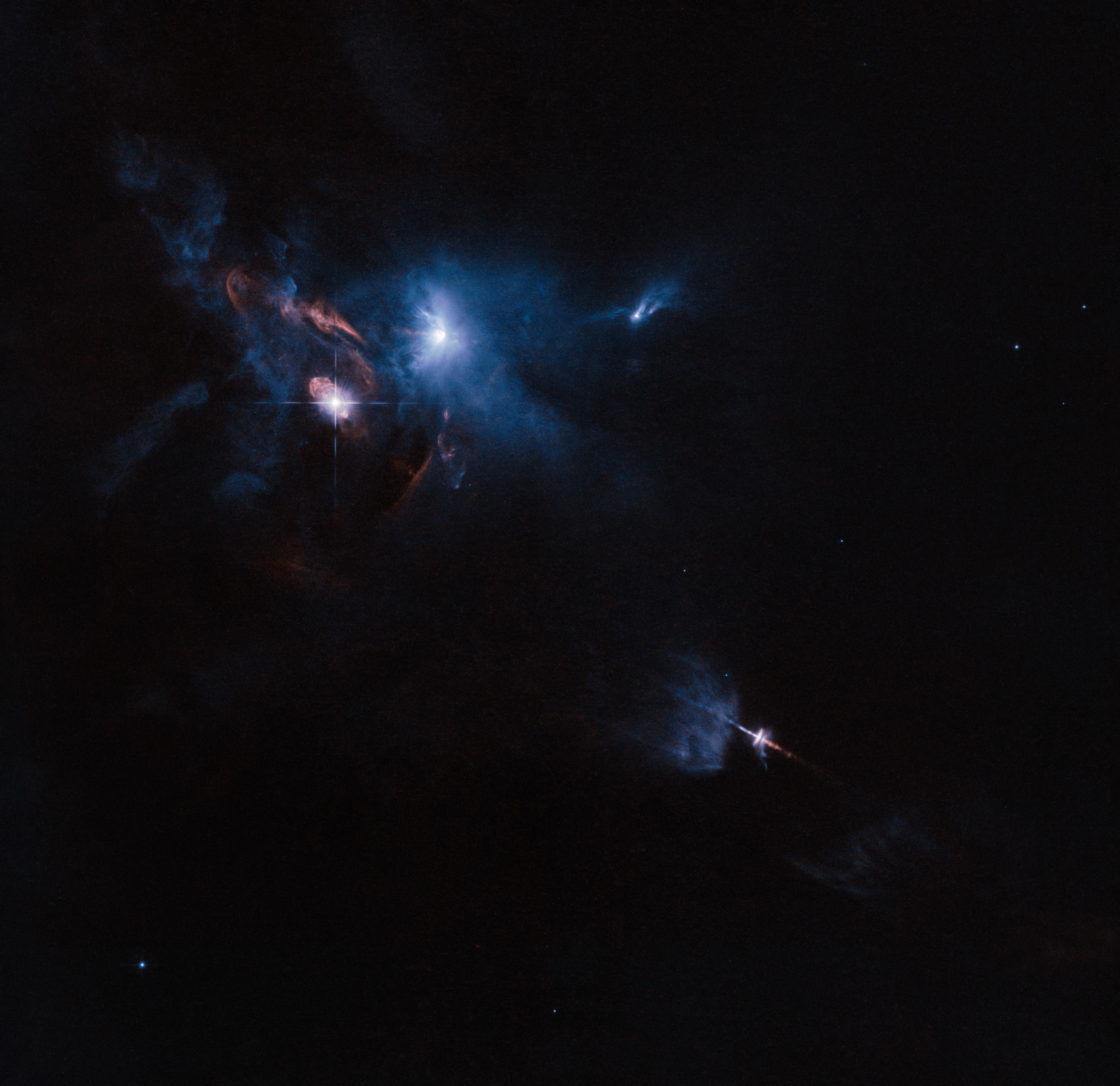 HUBBLE'S TOP 100 • #96 • Credit: ESA/Hubble & NASA
