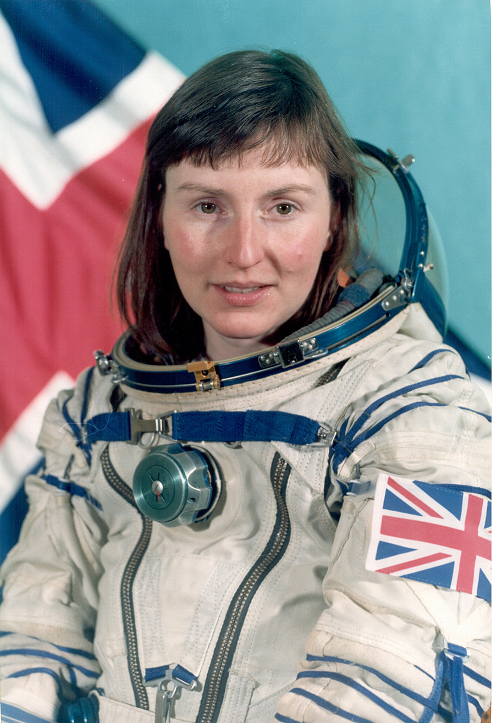 first british astronaut -#main