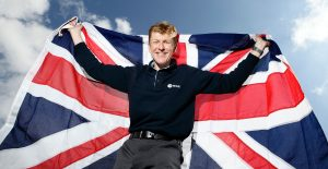 The United Kingdom's Timothy Peake is currently training for his long-duration mission to the International Space Station, to be launched in November.  He will be the first British ESA astronaut to visit the Space Station.  Credit: UK Department for Business, Innovation and Skills
