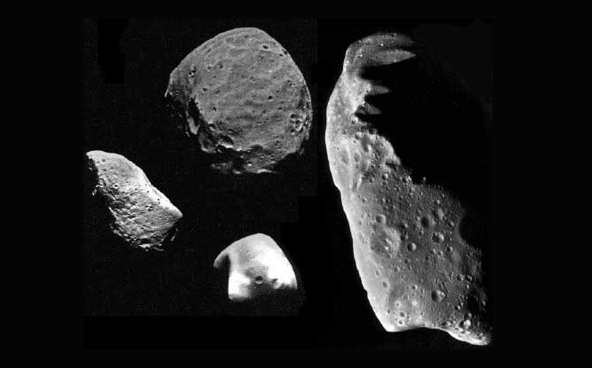 5 largest asteroids - photo #7