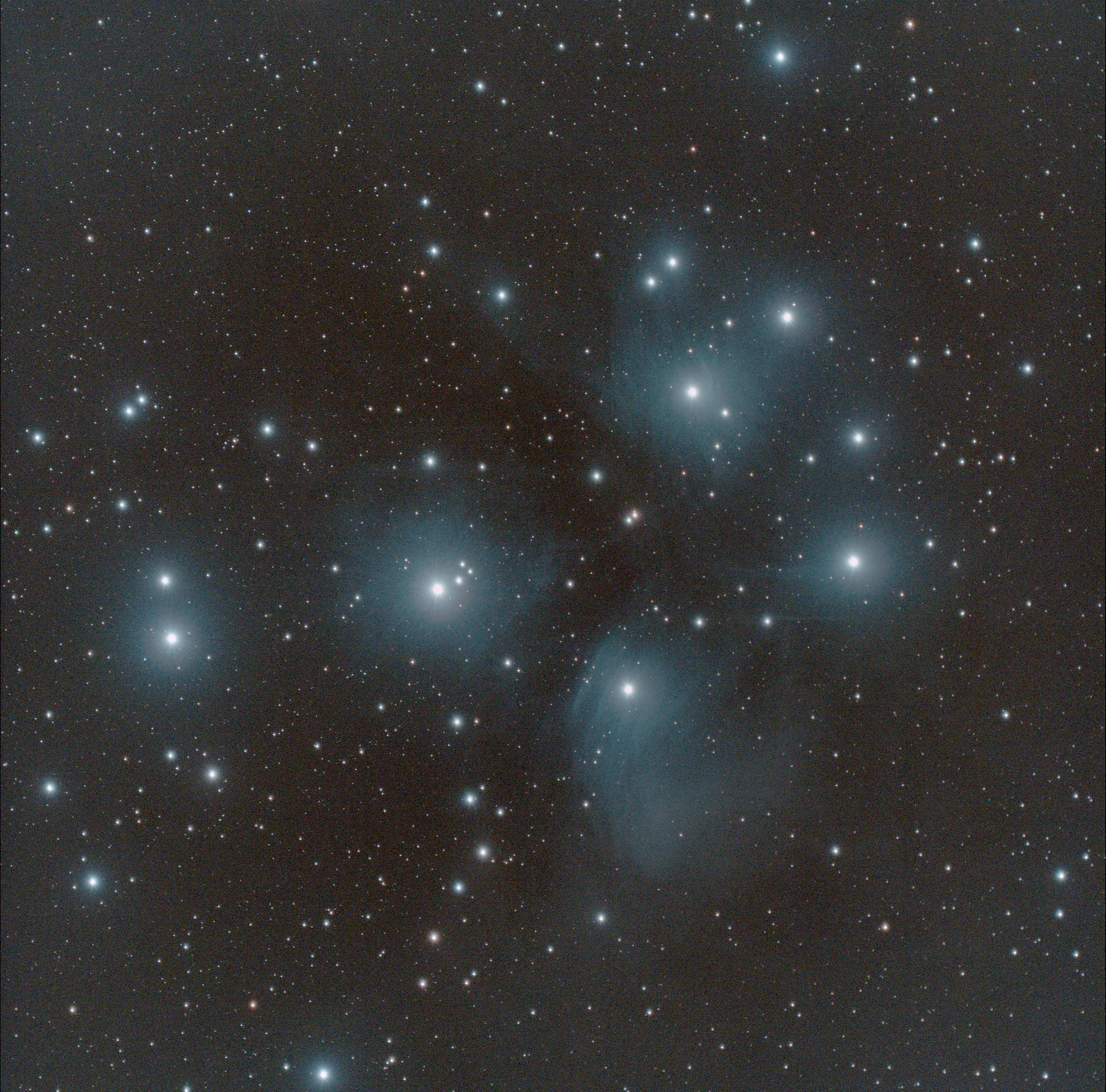 Clusters of jewels shining in the night sky - RocketSTEM