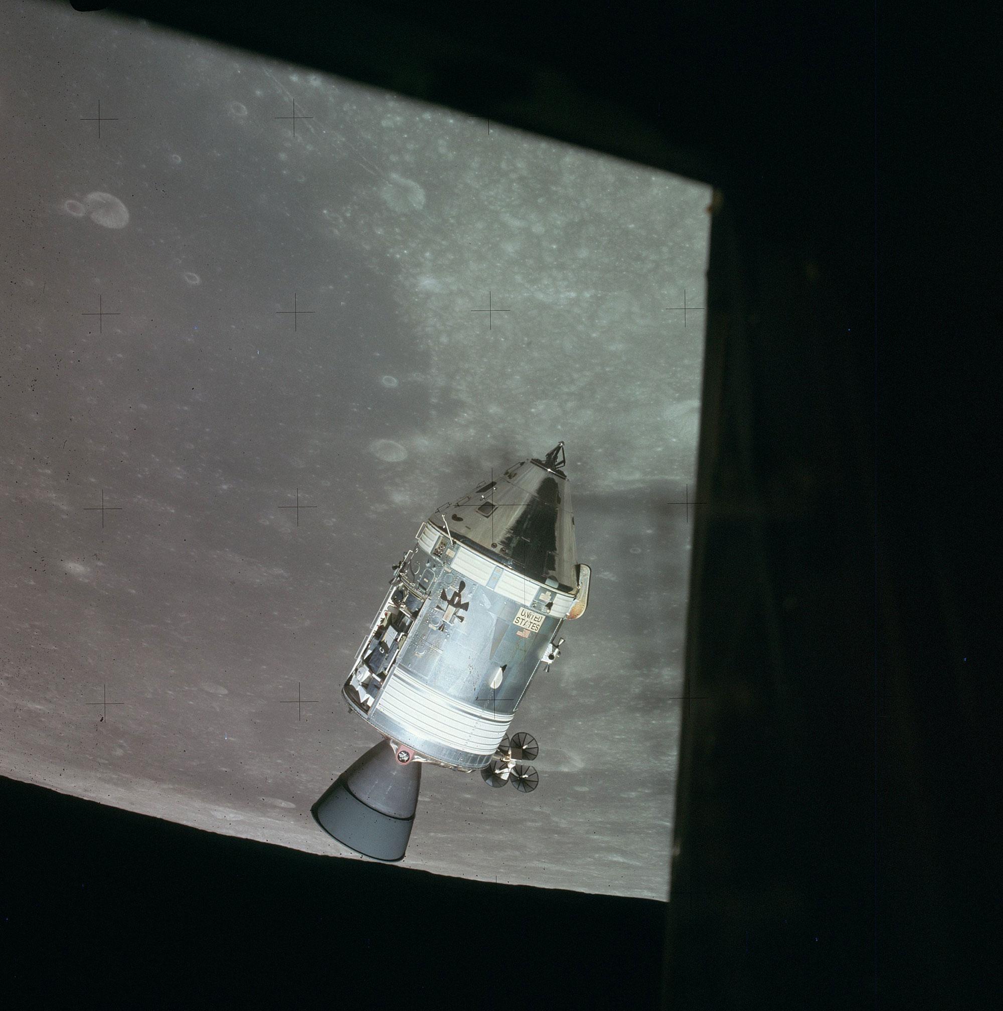 apollo 15 spacecraft instruments - photo #11