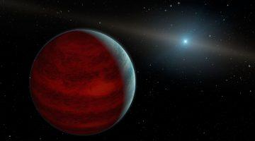 Artist's concept of a rejuvenated planet. Credit: NASA/JPL-Caltech