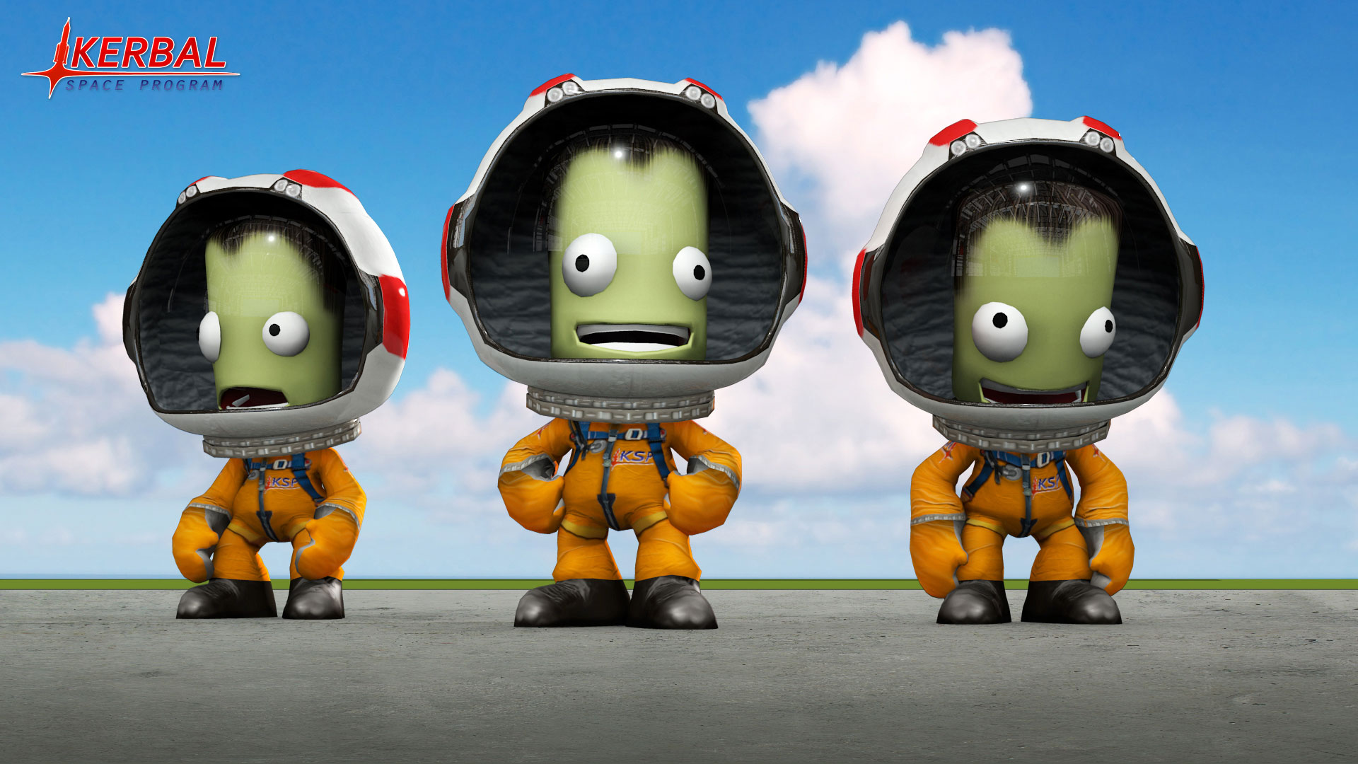 kerbal space program bringing rocket science to games rocketstem jebediah bob bill and valentina are the original four astronauts in kerbal but you can create your own too credit squad monkey squad s a de c v